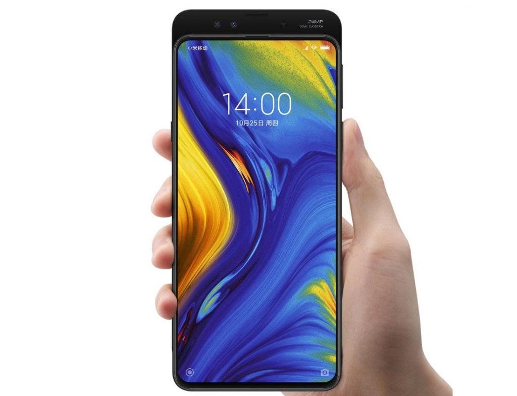 Tabletowo.pl Mechanizm slidera z Xiaomi Mi Mix 3 będzie otwierał się z dość głośnym klikiem Smartfony Xiaomi Zapowiedzi