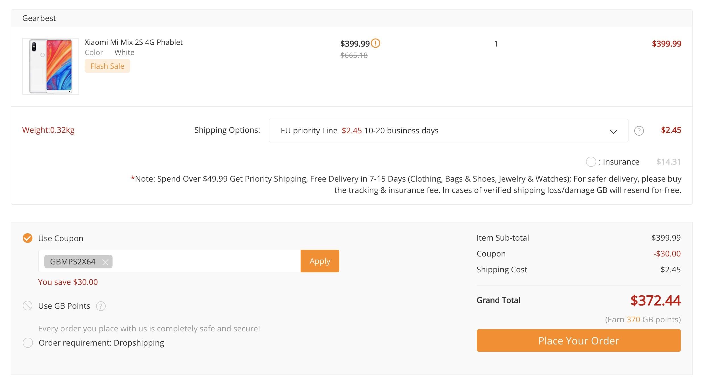 Tabletowo.pl Fenomenalna promocja: Xiaomi Mi Mix 2S do wyrwania za mniej niż 1400 złotych! Android Promocje Smartfony Xiaomi