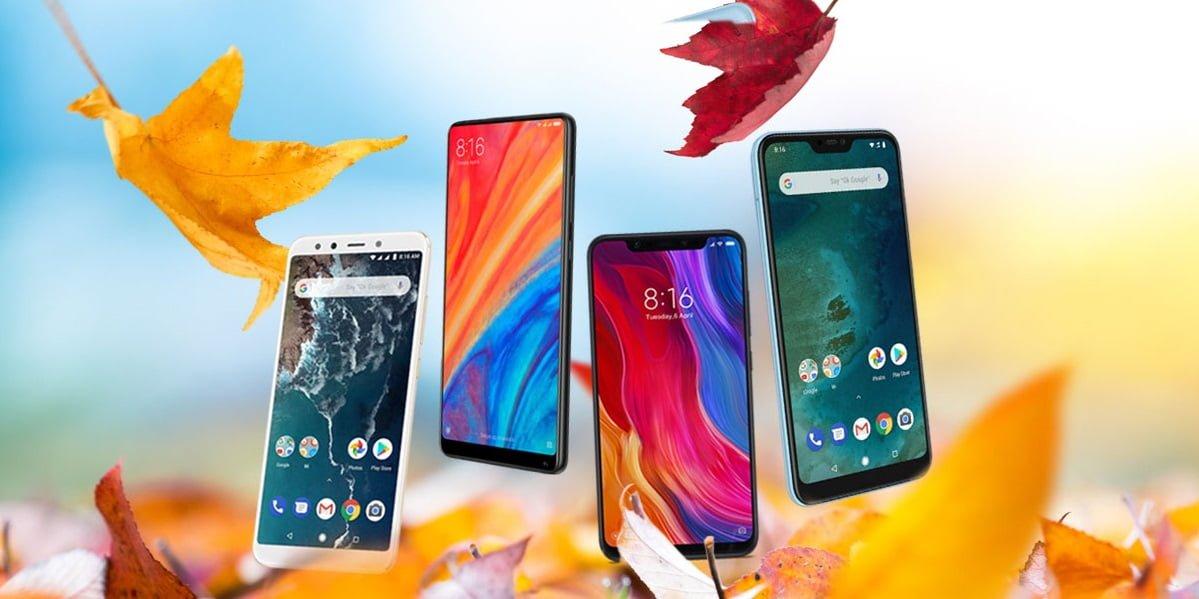 Tabletowo.pl Xiaomi + jesień = nawet 400 złotych rabatu na smartfony z serii Mi: Mi 8, Mi Mix 2S, Mi A2 i Mi A2 Lite Android Promocje Smartfony Xiaomi