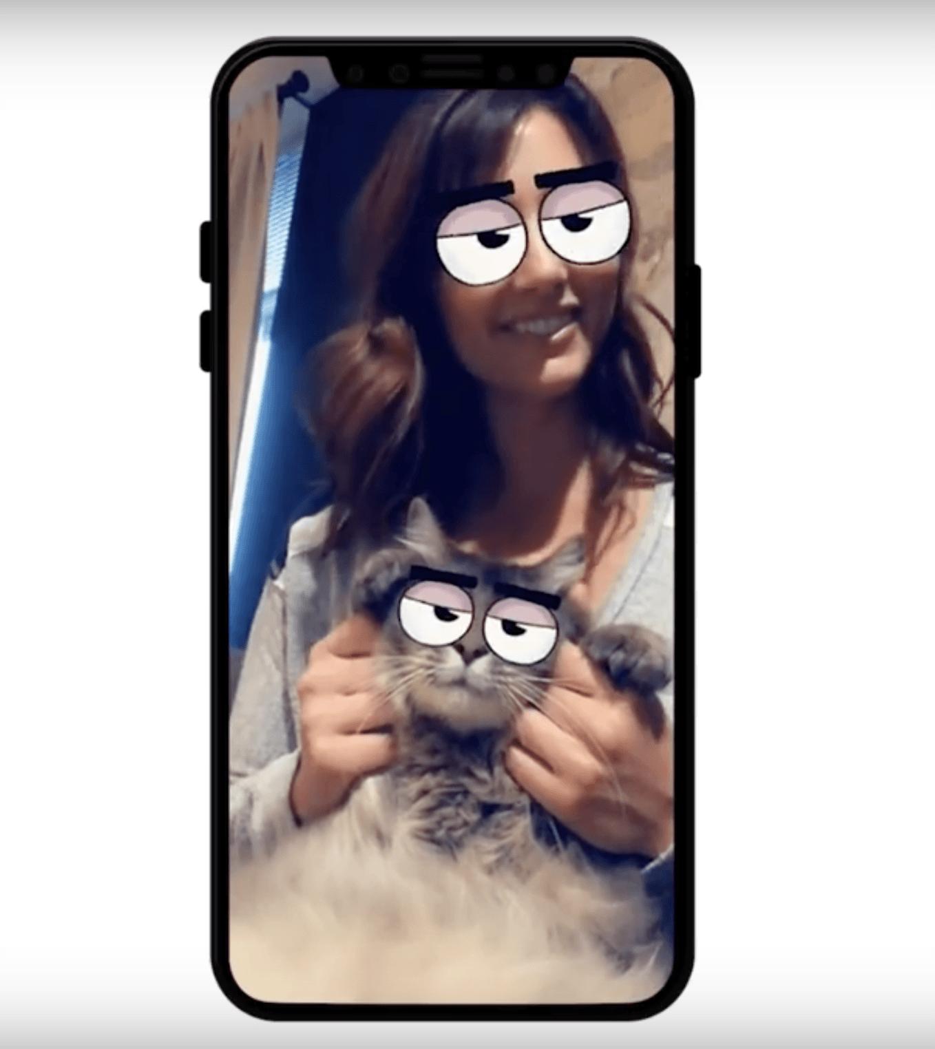 Tabletowo.pl Snapchat naniesie filtr na... Twojego kota Aktualizacje Aplikacje Nowości Social Media