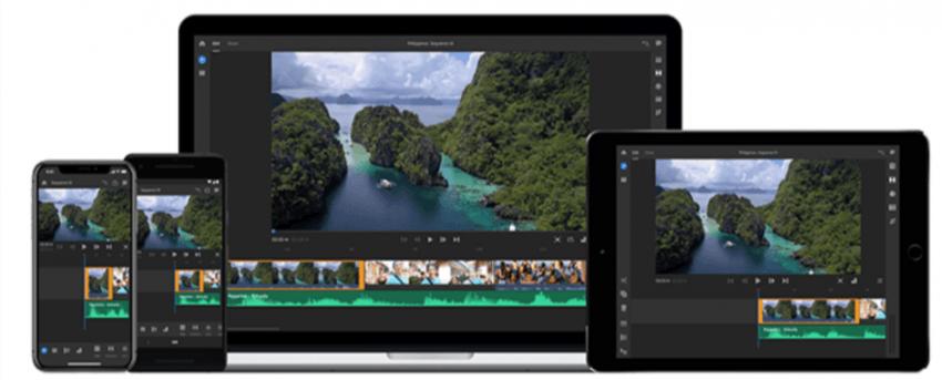 Tabletowo.pl Montowanie filmów na smartfonie - właśnie po to powstał Adobe Premiere Rush Aplikacje Nowości