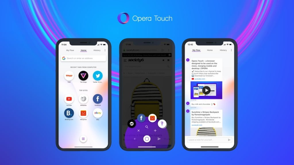 Opera Touch dostępna na iOS. Może przyszedł czas, abyś zmienił przeglądarkę na swoim iPhonie? 17