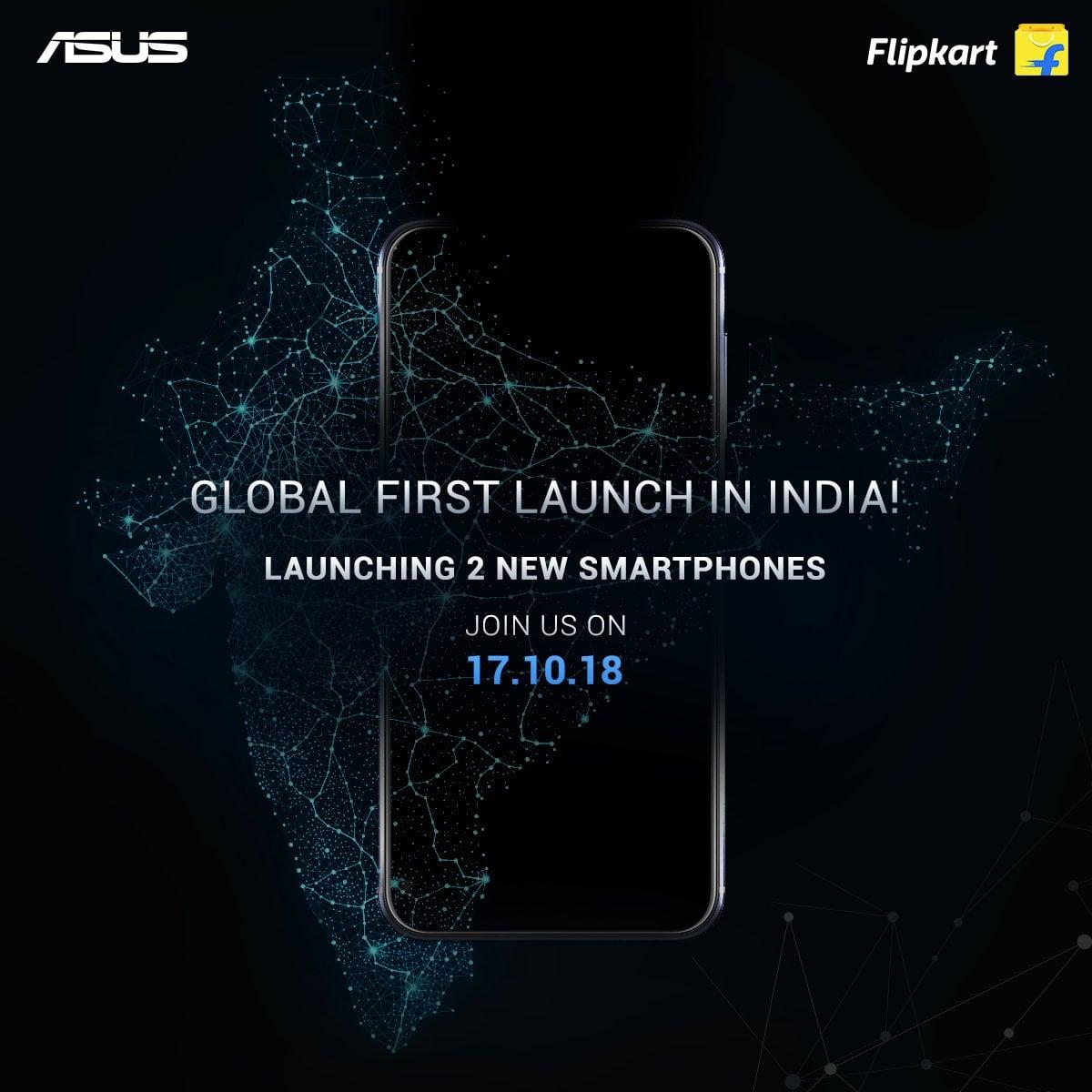 Asus zapowiada premierę dwóch nowych urządzeń i pokazuje przy okazji, który rynek jest dla smartfonów najważniejszy 16