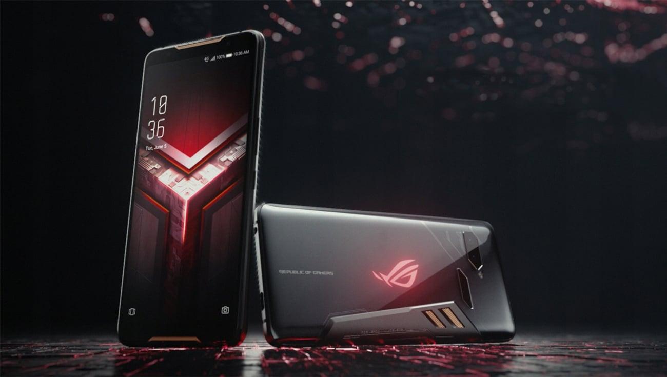 ASUS ROG Phone jest już dostępny w przedsprzedaży w Polsce. Znajdziecie go na Allegro 25