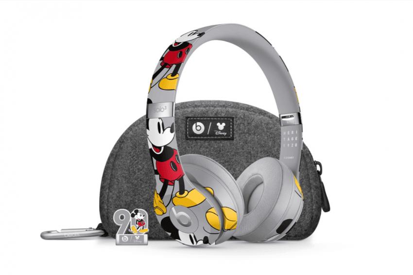 Tabletowo.pl Beats by Dre ogłasza wydanie specjalnej edycji słuchawek Solo3 z okazji 90. rocznicy powstania Myszki Miki Apple Audio Nowości Sprzęt