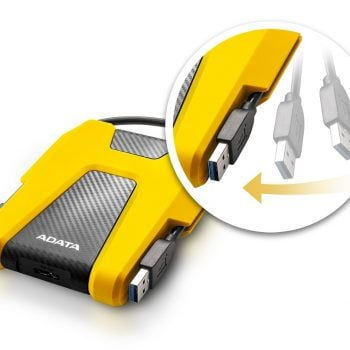Tabletowo.pl ADATA prezentuje dwa nowe dyski zewnętrzne: odporny ADATA HD680 i niezwykle smukły ADATA HV320 Akcesoria Nowości