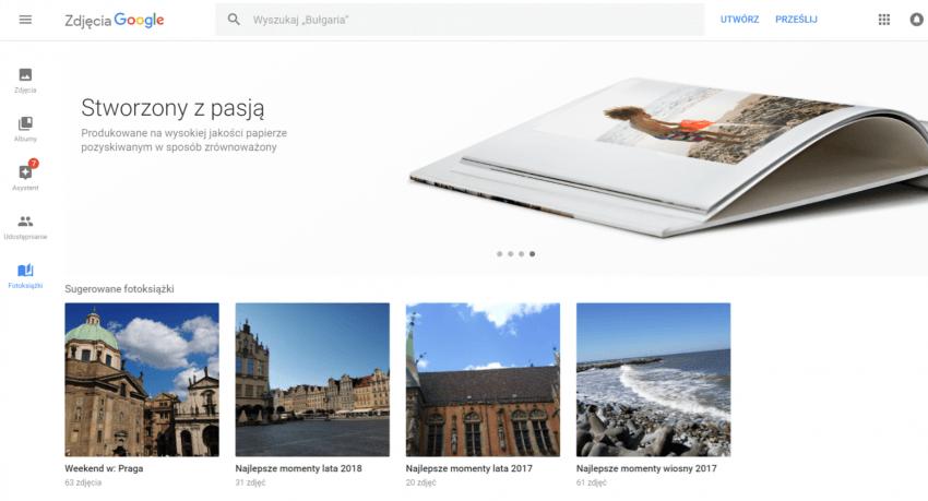Fotoksiążki od Google już dostępne w Polsce. Papierowy album ze zdjęciami za niecałe 56 zł 24