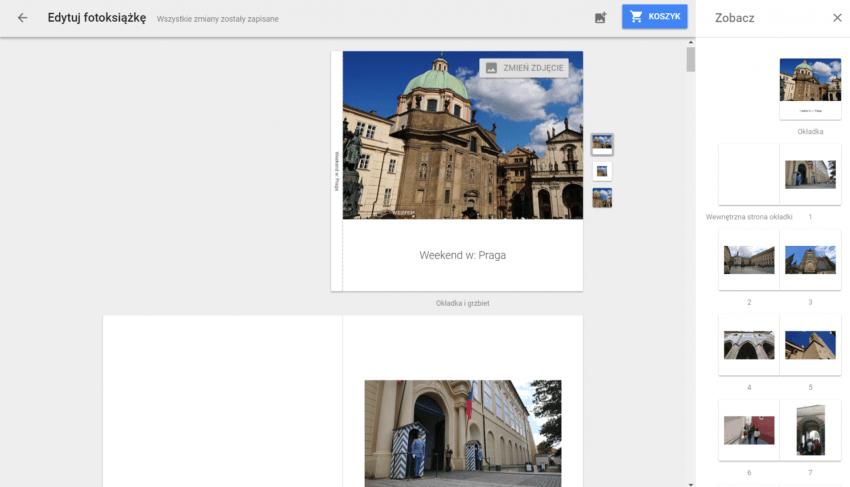 Fotoksiążki od Google już dostępne w Polsce. Papierowy album ze zdjęciami za niecałe 56 zł 23