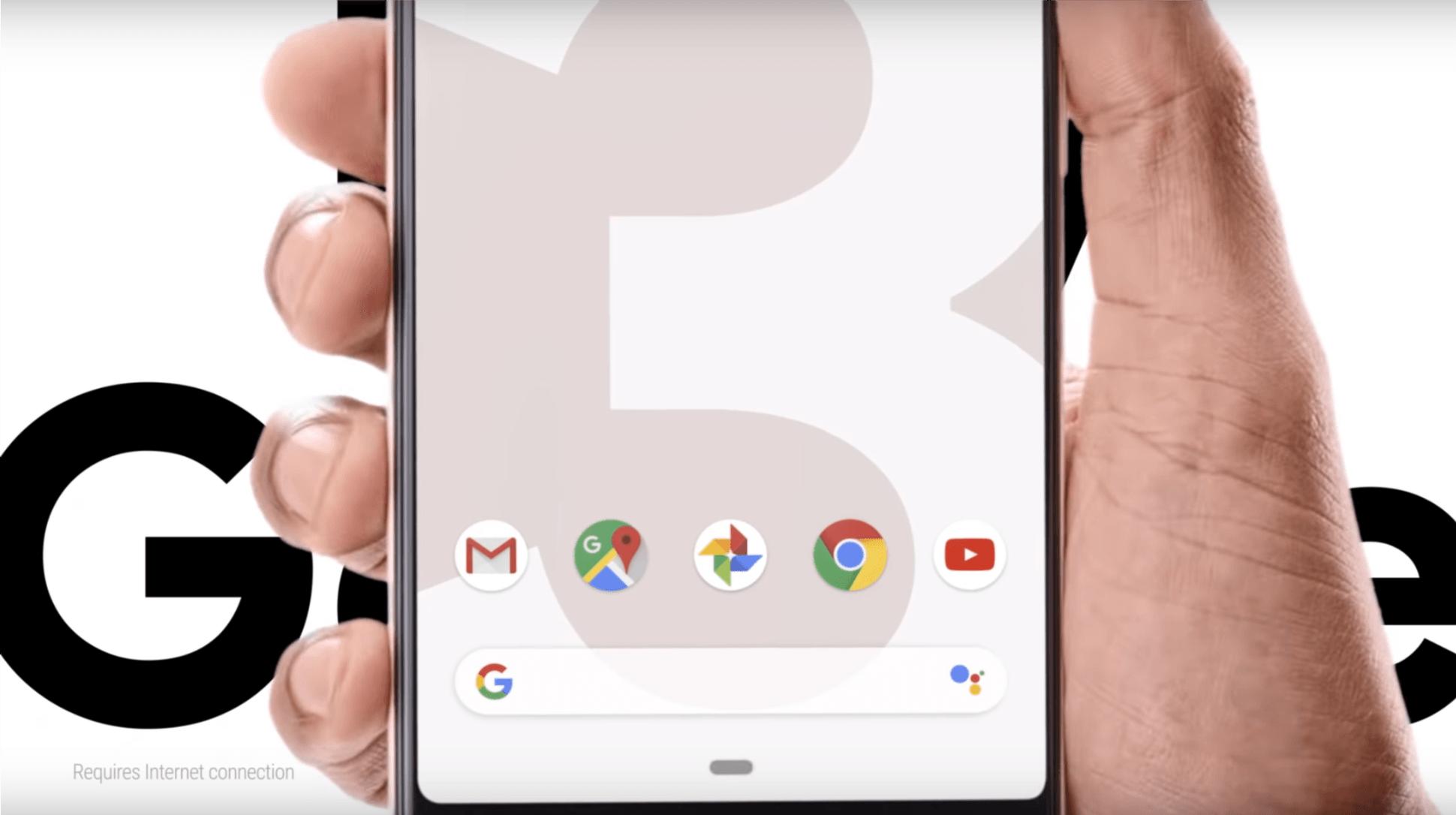 Tabletowo.pl Czy Google wstydzi się Androida? Podczas konferencji dotyczącej nowych Pixeli nazwa tego systemu nie padła ani razu Android Ciekawostki Google