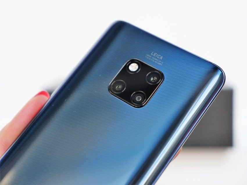 Huawei Mate 20 Pro - ultraszeroki kąt w aparacie, indukcyjne ładowanie, czytnik w (zakrzywionym) ekranie i wiele więcej. Pierwsze wrażenia 36