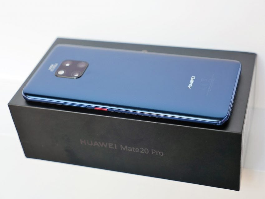 Huawei Mate 20 Pro - ultraszeroki kąt w aparacie, indukcyjne ładowanie, czytnik w (zakrzywionym) ekranie i wiele więcej. Pierwsze wrażenia 35