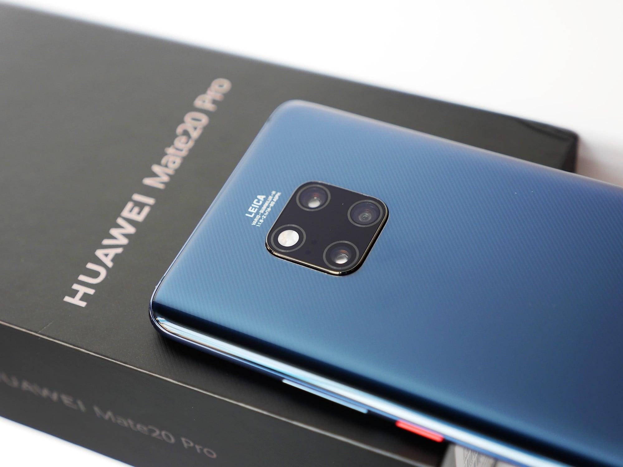 Huawei Mate 20 Pro - ultraszeroki kąt w aparacie, indukcyjne ładowanie, czytnik w (zakrzywionym) ekranie i wiele więcej. Pierwsze wrażenia 28