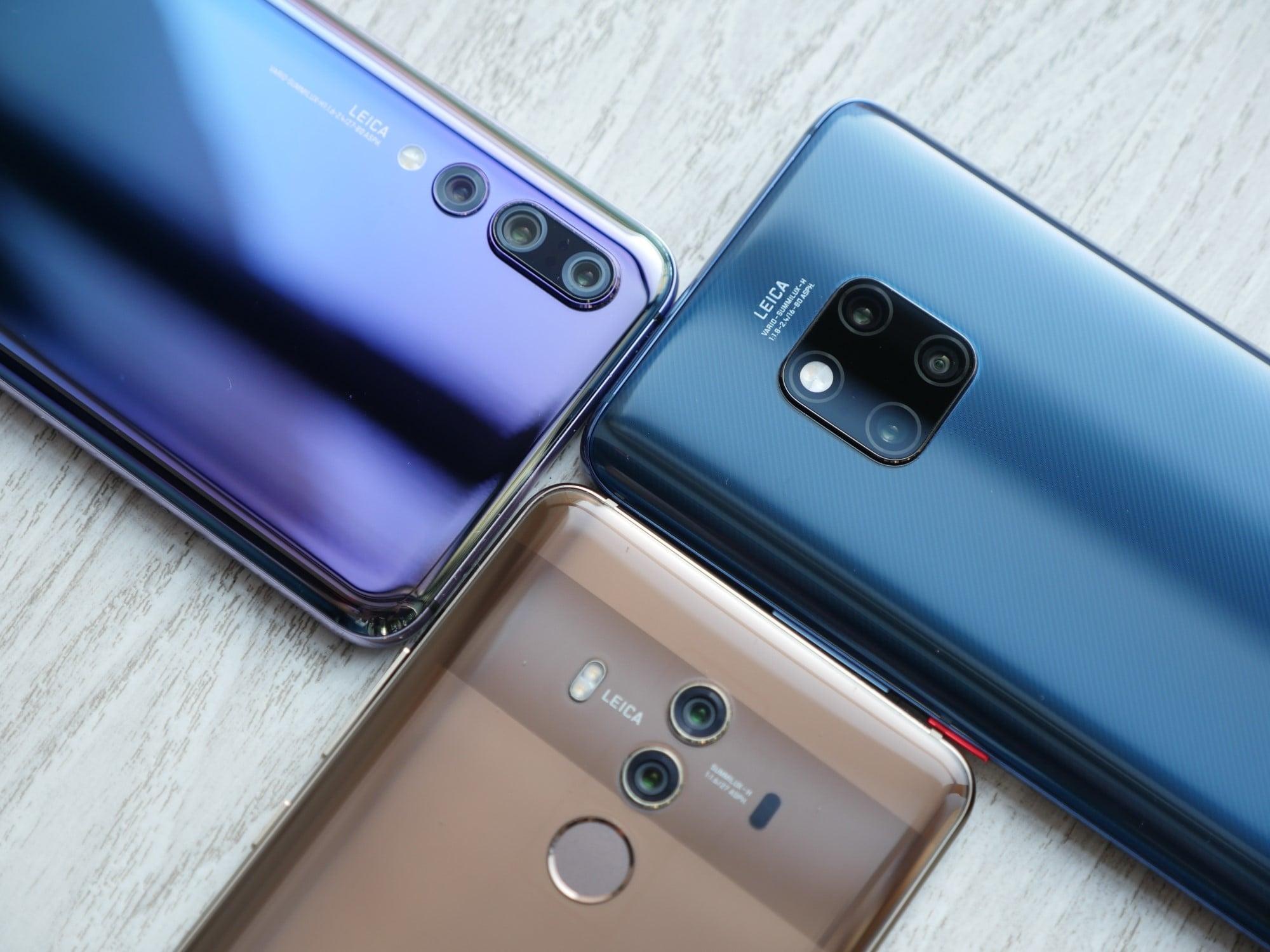 Huawei bije własny rekord sprzedanych urządzeń, i to mimo wielu przeciwności 20