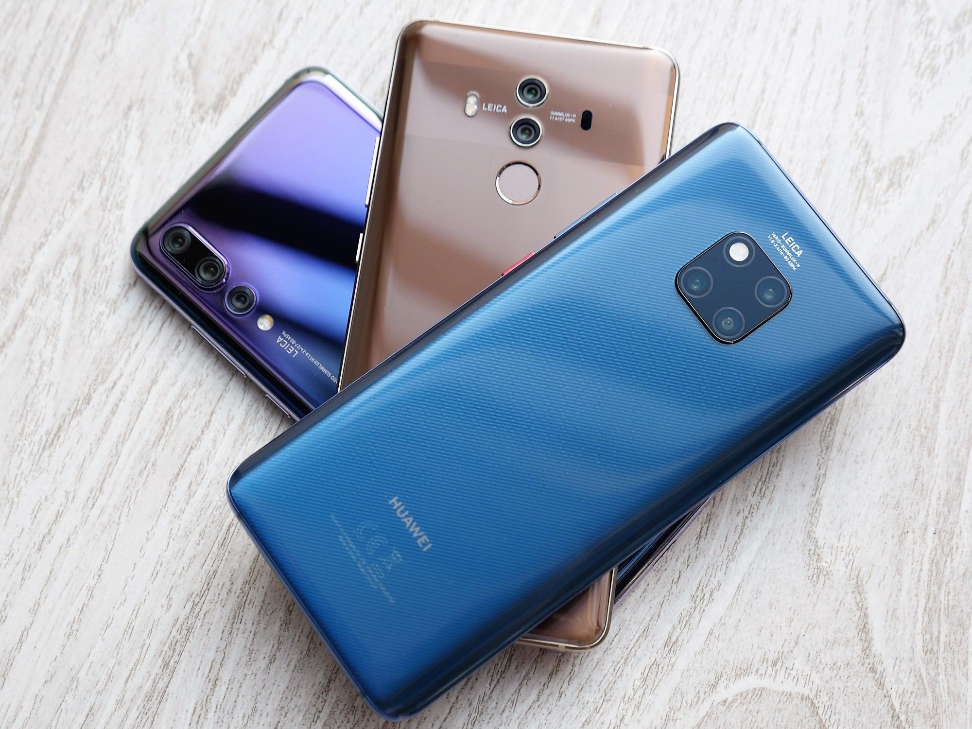 Huawei Mate 20 Pro - ultraszeroki kąt w aparacie, indukcyjne ładowanie, czytnik w (zakrzywionym) ekranie i wiele więcej. Pierwsze wrażenia 27