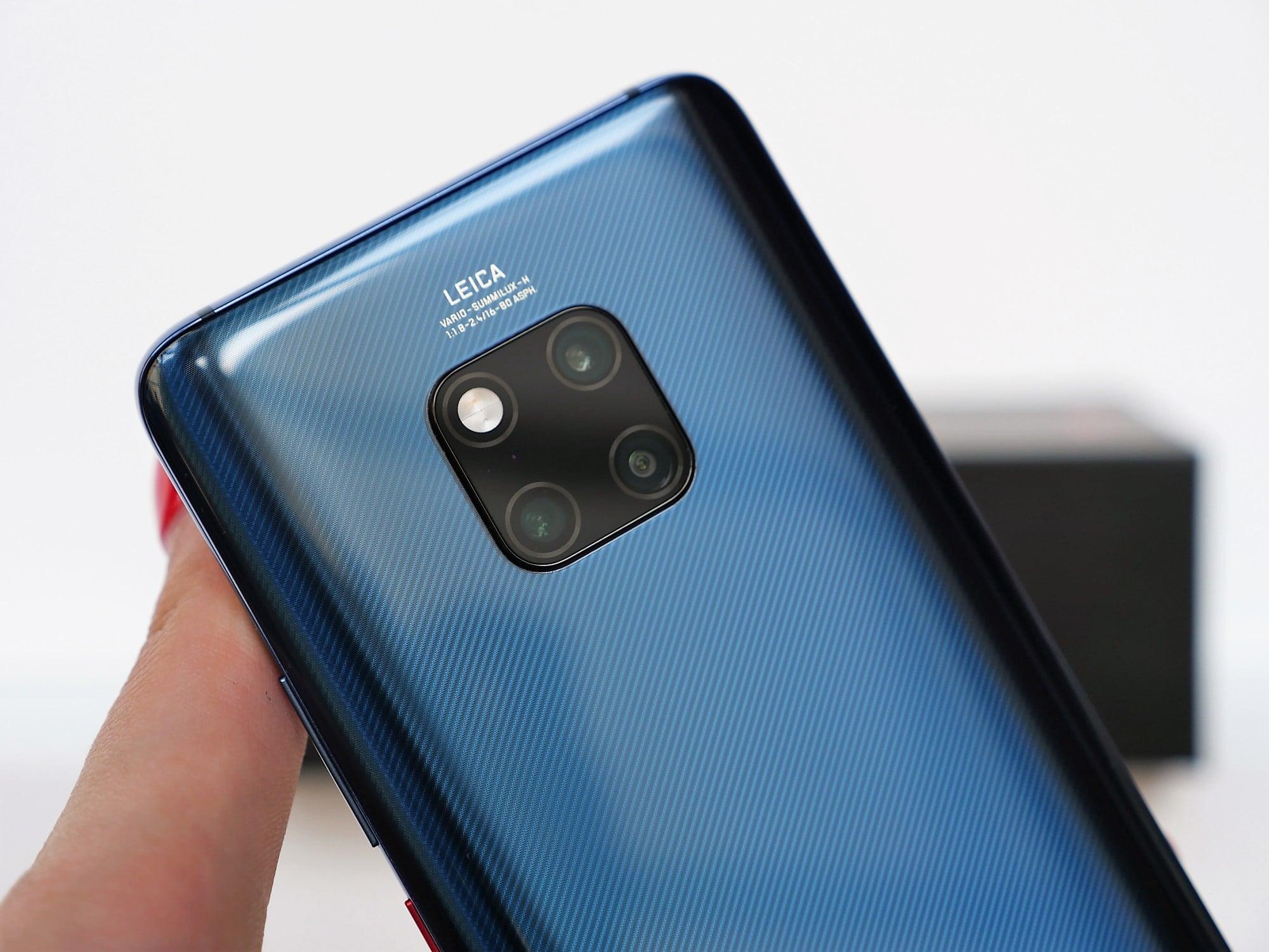 Znamy specyfikację Huawei Nova 5i Pro (a.k.a. Mate 30 Lite) 21