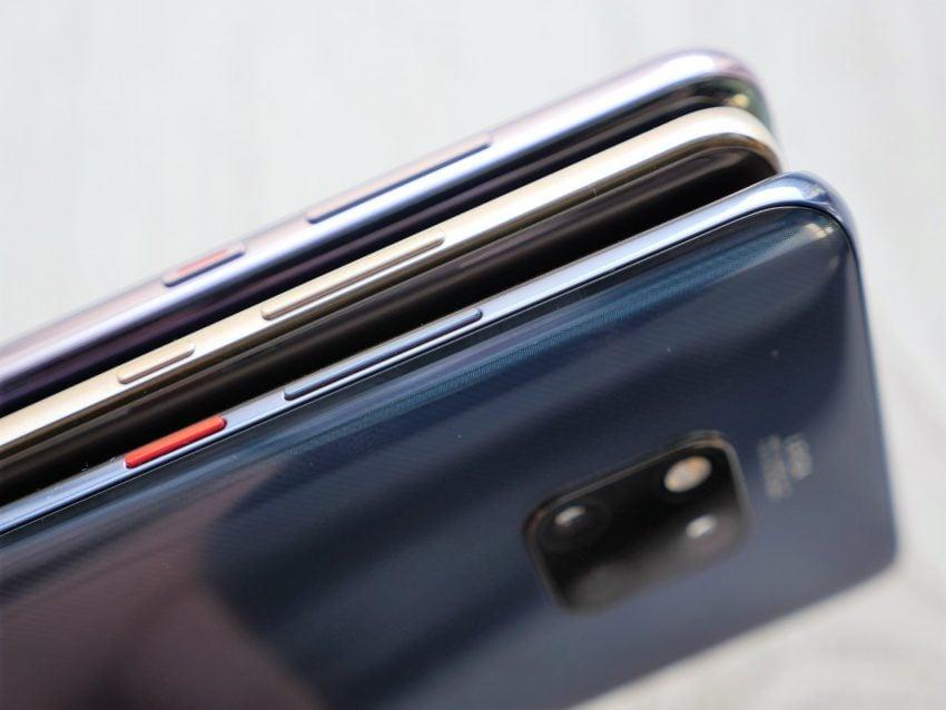 Huawei Mate 20 Pro - ultraszeroki kąt w aparacie, indukcyjne ładowanie, czytnik w (zakrzywionym) ekranie i wiele więcej. Pierwsze wrażenia 26