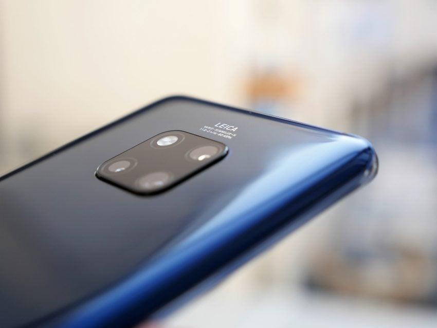 Huawei Mate 20 Pro - ultraszeroki kąt w aparacie, indukcyjne ładowanie, czytnik w (zakrzywionym) ekranie i wiele więcej. Pierwsze wrażenia 41
