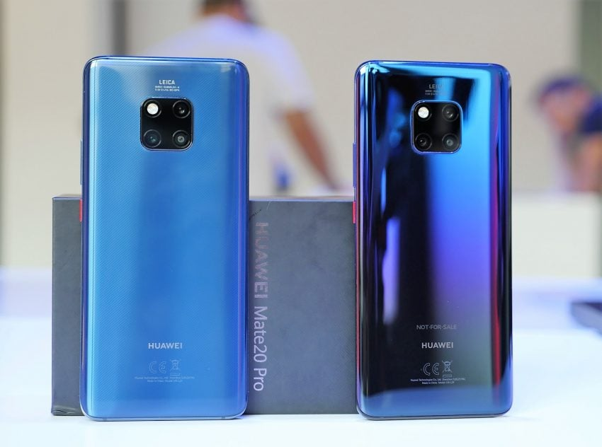 Huawei Mate 20 Pro - ultraszeroki kąt w aparacie, indukcyjne ładowanie, czytnik w (zakrzywionym) ekranie i wiele więcej. Pierwsze wrażenia 40