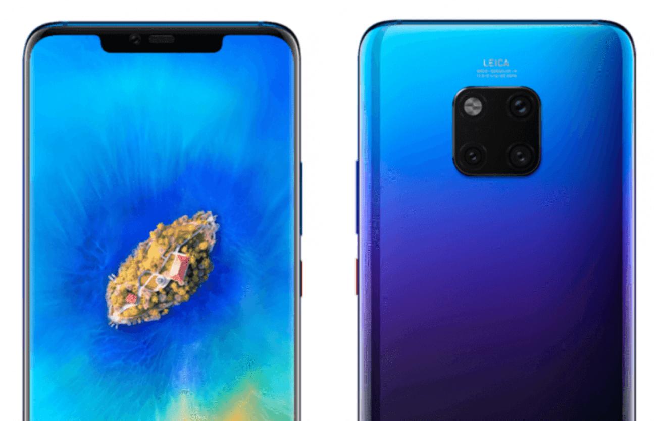 Spodziewane polskie ceny smartfonów Huawei. Mate 20 - myśleliśmy, że będzie drożej. Mate 20 Pro - myśleliśmy, że będzie taniej 16