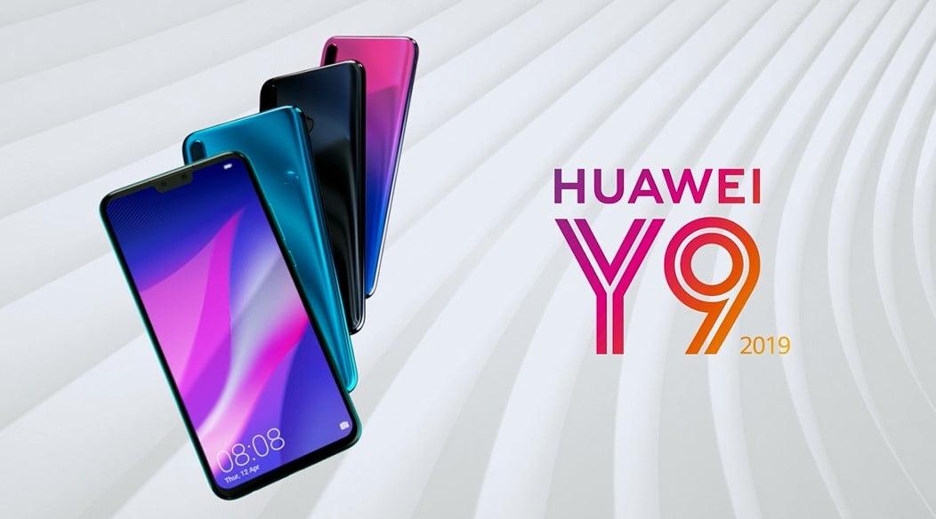 Jeśli nie potraficie się odnaleźć w ofercie smartfonów Huawei, debiutujący Y9 2019 wam tego nie ułatwi 19