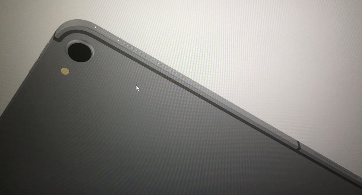Tabletowo.pl Cienkie ramki w tablecie. iPad Pro 2018 wprowadzi nową jakość do branży? Apple Plotki / Przecieki Tablety