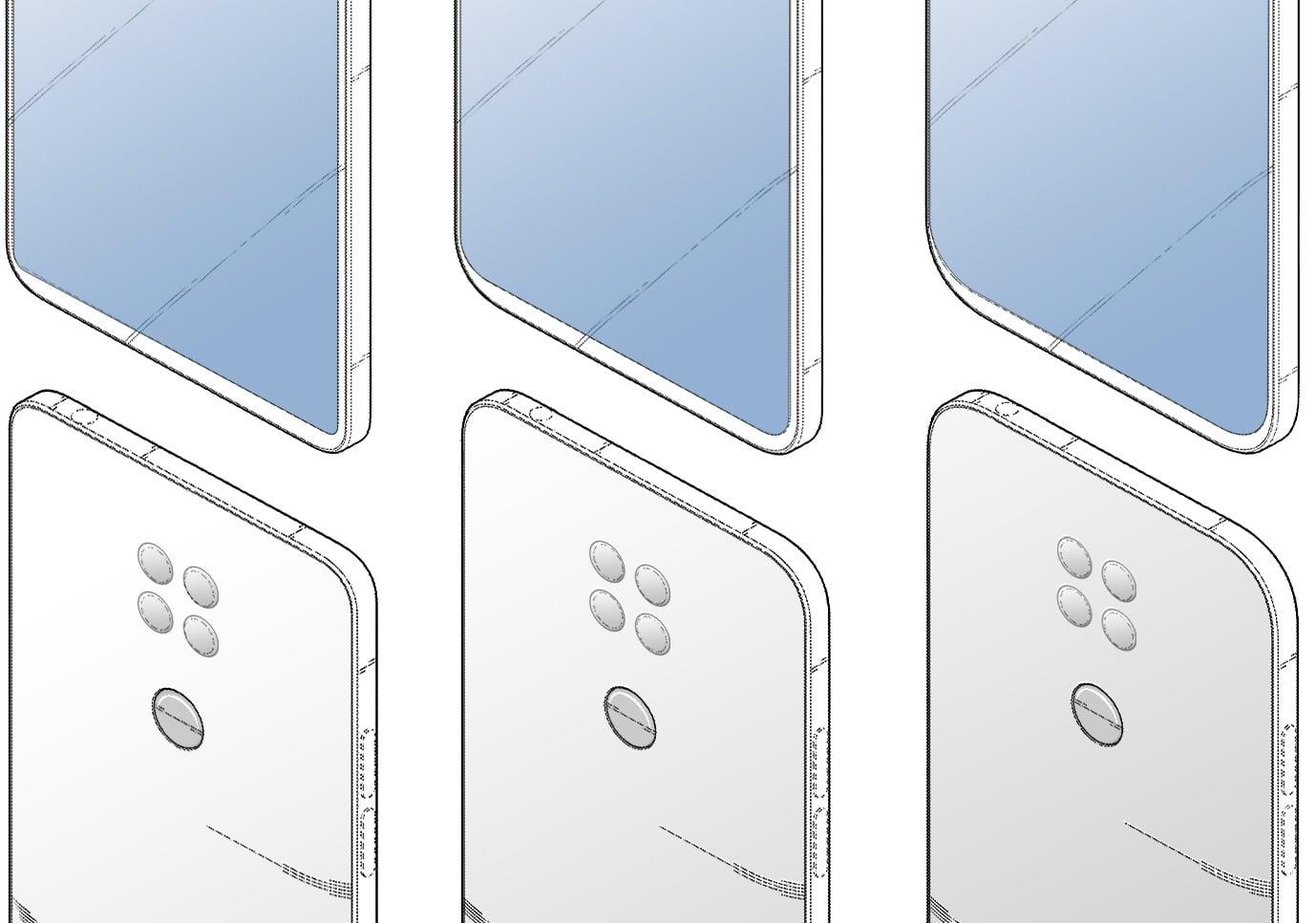 LG może wyeliminować notche ze swoich smartfonów i pomnożyć liczbę aparatów. Sugeruje to nowy patent firmy 24