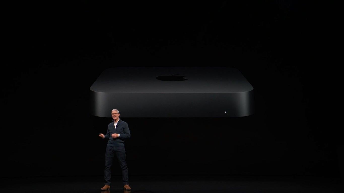 Apple długo kazało na niego czekać - oto nowy Mac mini 2018 21