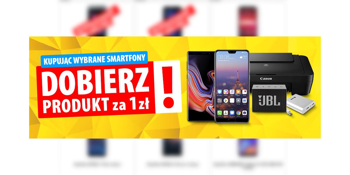 Tabletowo.pl Promocja: Kup smartfon, a głośnik, powerbank lub drukarkę dostaniesz za złotówkę Nowości Promocje Smartfony