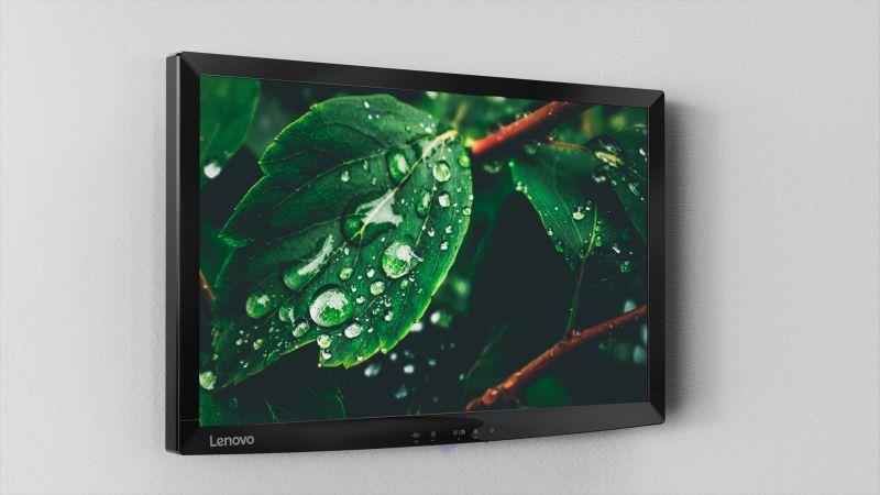 Lenovo zaprezentowało dwa budżetowe monitory. Ich specyfikacja nie jest najgorsza, z jednym wyjątkiem