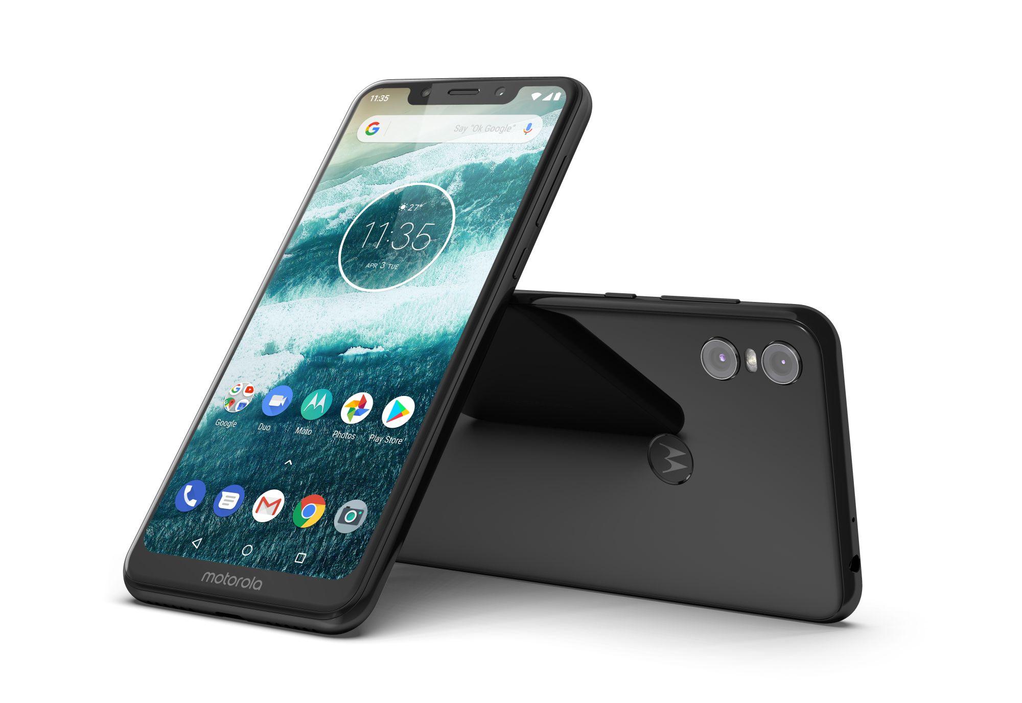 Tabletowo.pl Motorola One trafi do Polski w tym miesiącu. W przypadku One Power musimy obejść się smakiem Android Motorola Smartfony