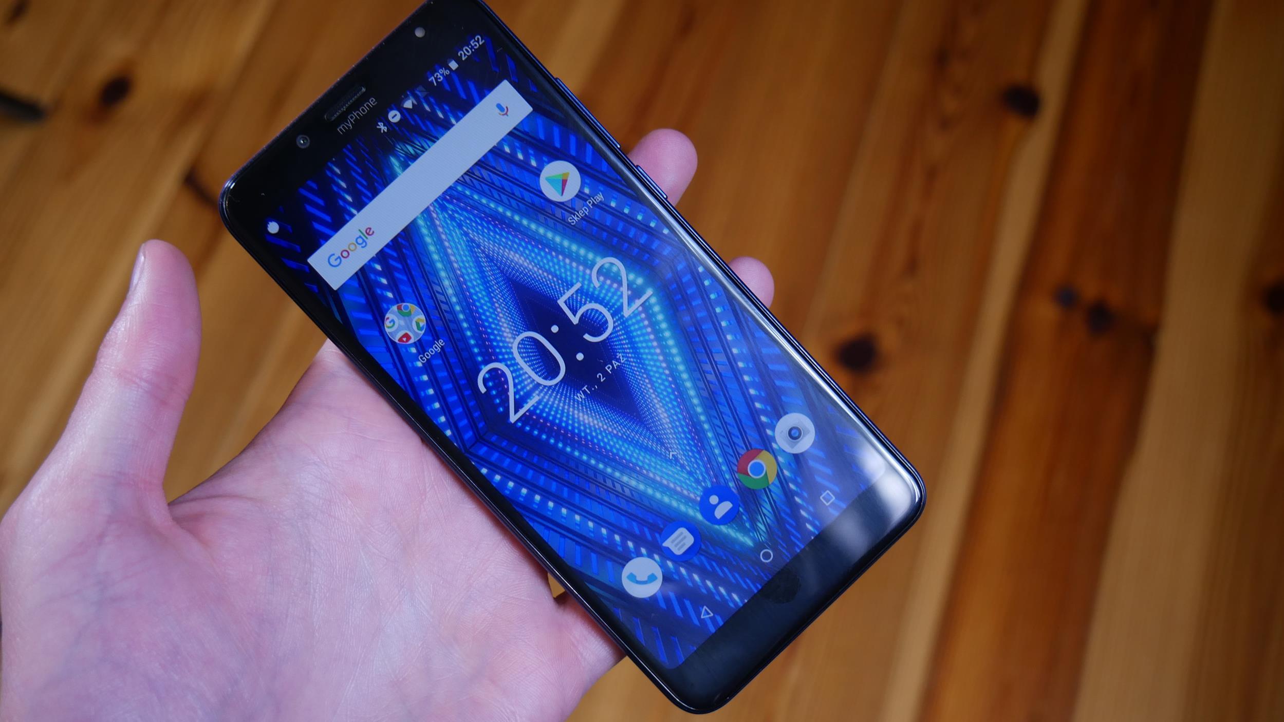 Tabletowo.pl myPhone Prime 18x9 LTE - niezły przedstawiciel niskiej półki cenowej (recenzja) Android myPhone Recenzje Smartfony
