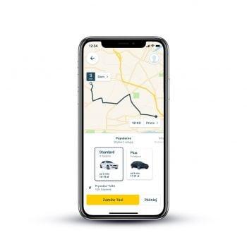 Tabletowo.pl Od teraz w mytaxi możesz sobie wybrać, jaką taksówką chcesz pojechać. Jest też nowy kupon rabatowy Aplikacje Nowości