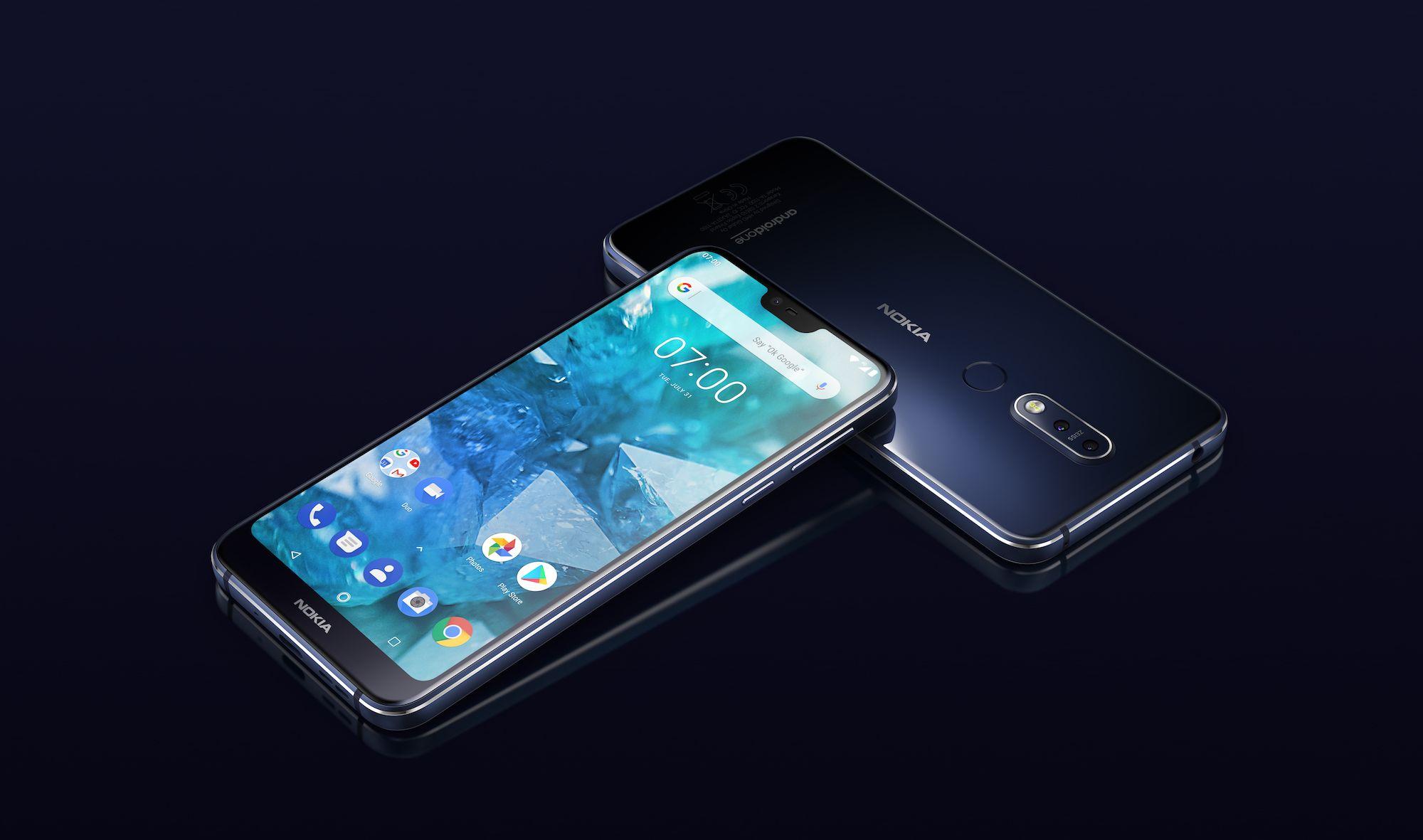 Tabletowo.pl Nokia 7.1 dostępna w Polsce - 1499 złotych i jest Wasza Android Nokia Smartfony