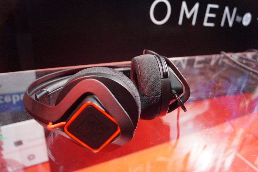 PGA 2018 - Omen by HP - Mindframe Headset