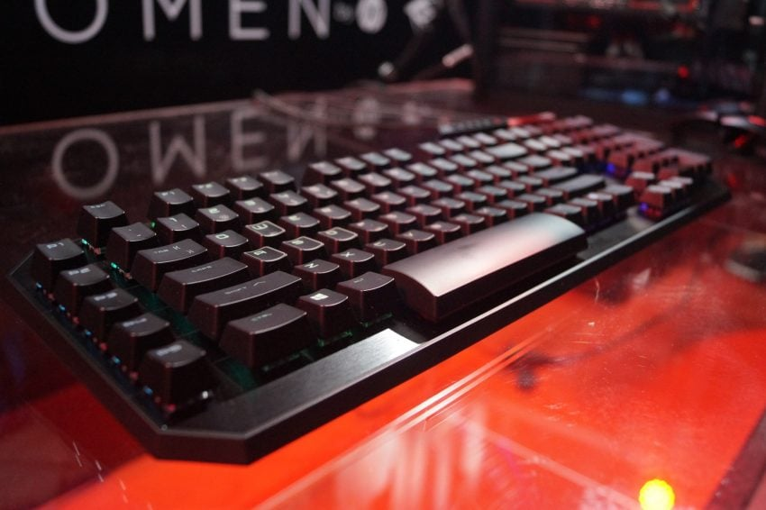 PGA 2018 - OMEN by HP - Sequencer Keyboard