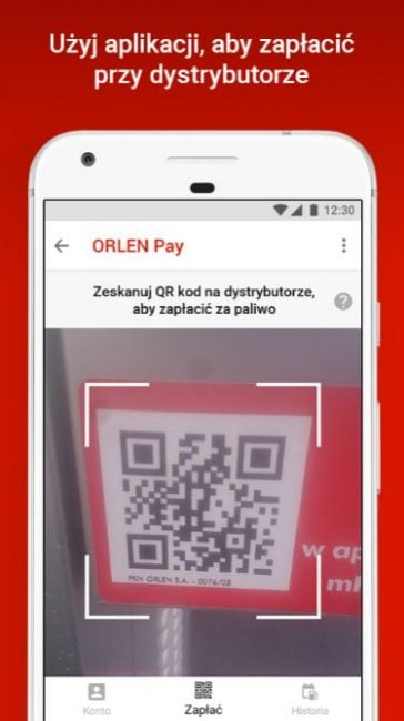 Tabletowo.pl Usługa Orlen Pay dostępna dla wszystkich. Za paliwo zapłacimy przez aplikację przy dystrybutorze Android Aplikacje iOS Moto