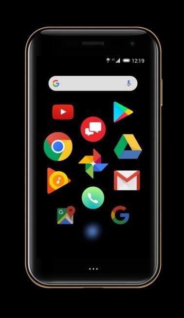 Tabletowo.pl Smartfony Palm powracają. Ten maluszek jest doprawdy uroczy - ma ekran 3,3 cala Nowości Smartfony
