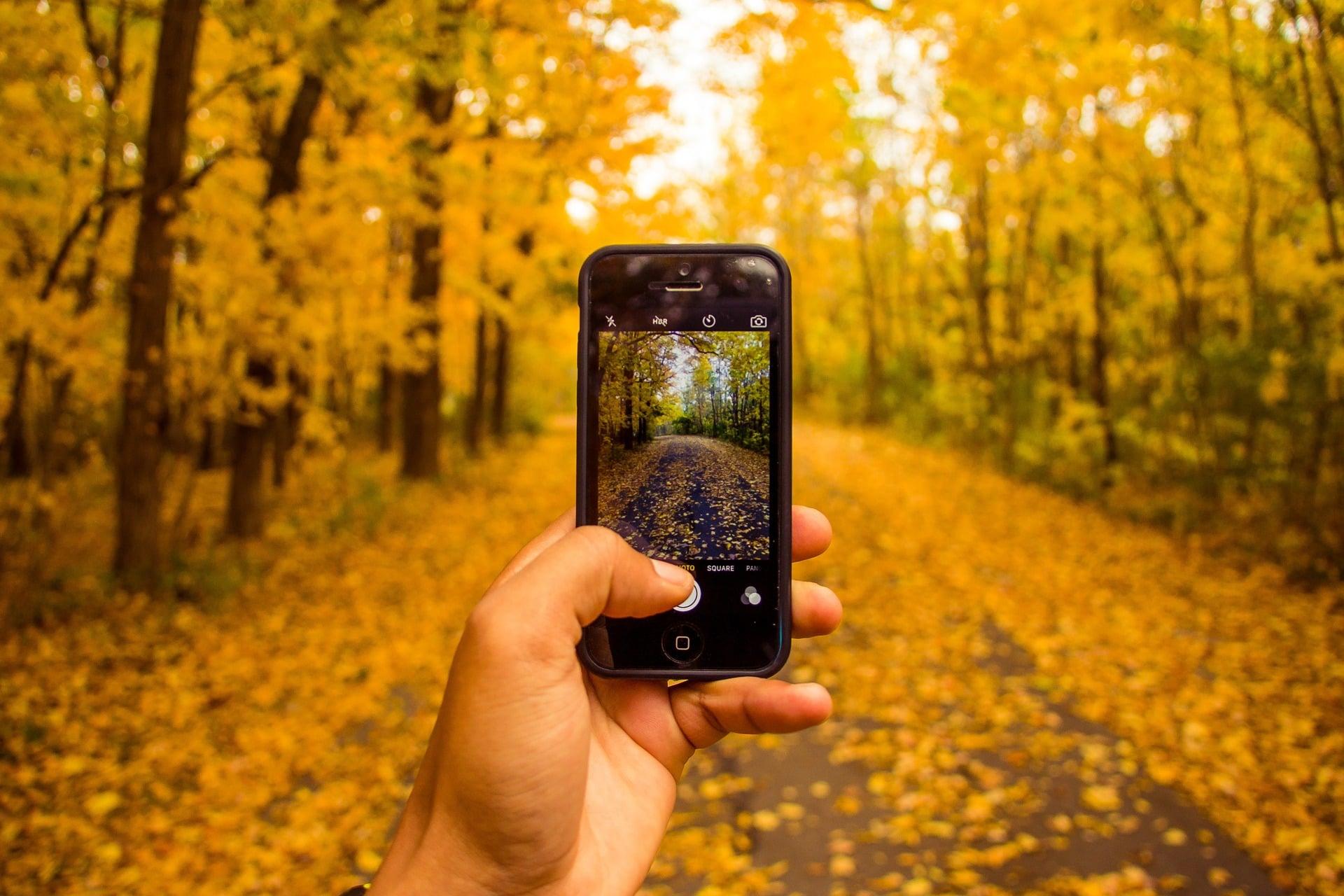 Zanim zrobisz zdjęcie – czyli jak fotografia trafiła do smartfona #3 20