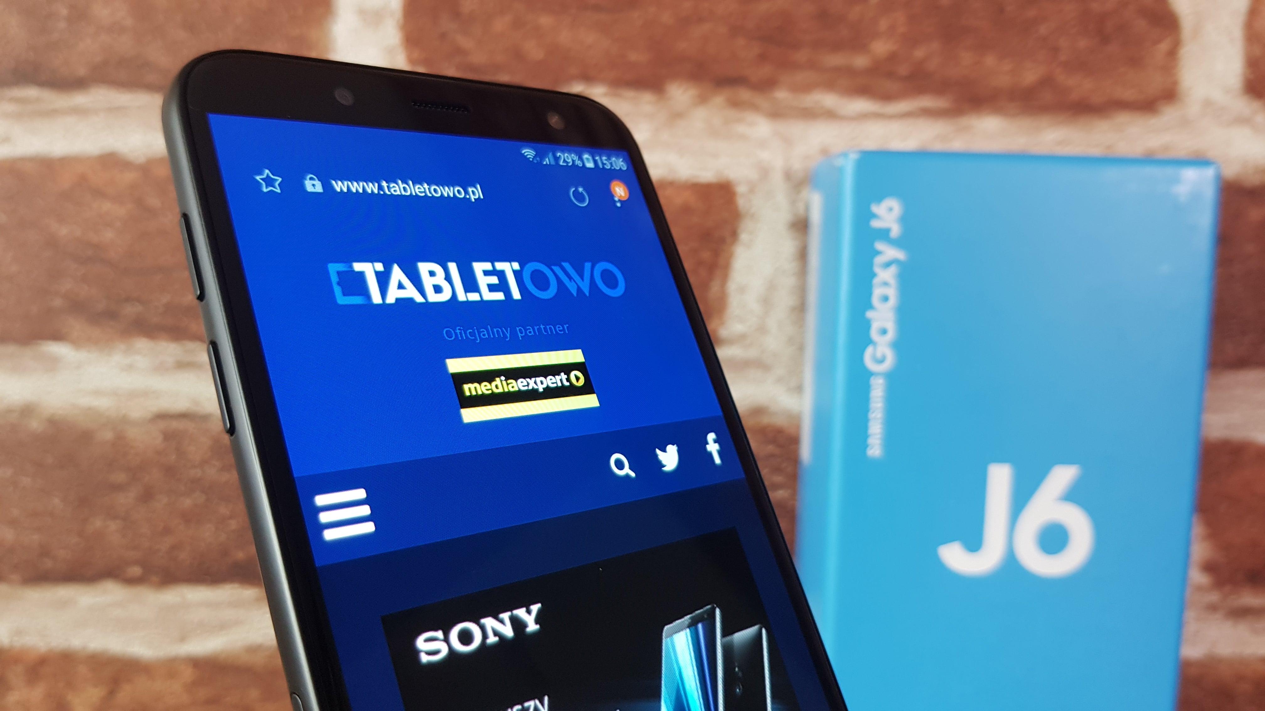 Recenzja Samsunga Galaxy J6 - ciekawy smartfon, który może nieźle namieszać w ofertach abonamentowych 14