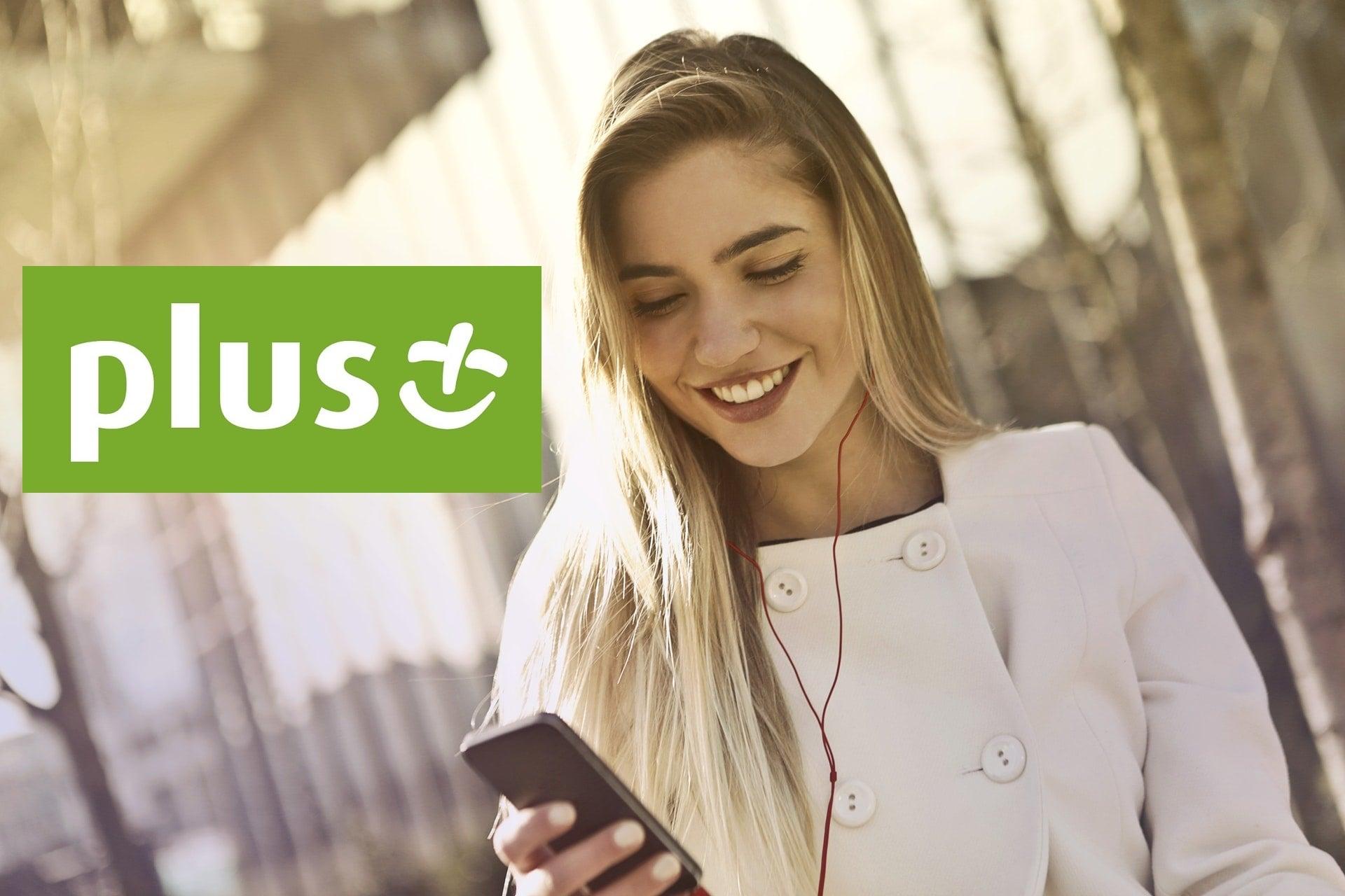 Plus uruchamia 5G w ofertach na kartę i od razu proponuje duży pakiet internetu w świetnej cenie