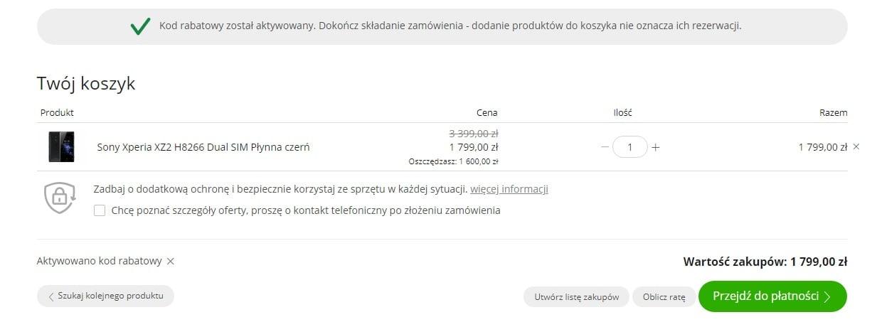 Tabletowo.pl Ta promocja jest tak niewiarygodnie dobra, że aż trudno uwierzyć: Sony Xperia XZ2 za jedyne 1799 zł! Android Promocje Smartfony Sony