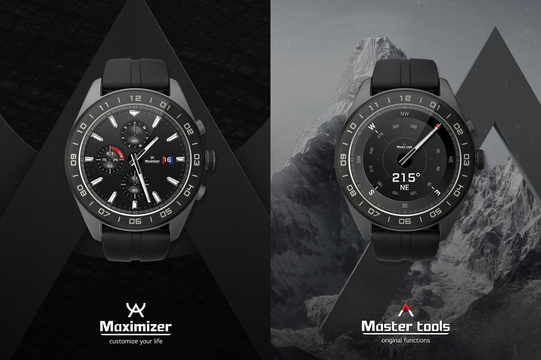 LG Watch W7 - hybrydowy smartwatch, który ma pracować na baterii nawet 100 dni 19