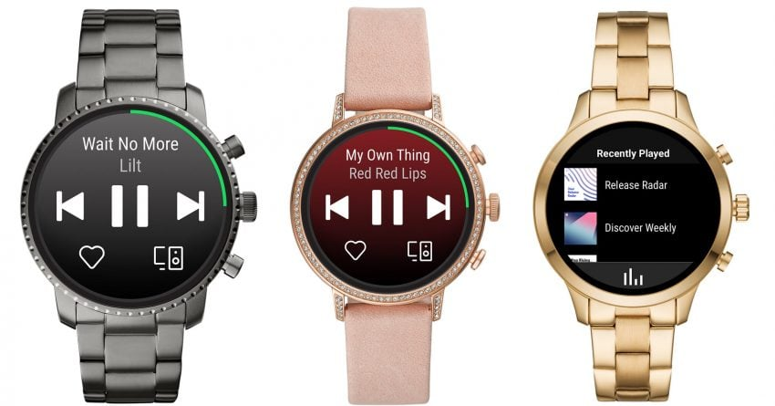 Tabletowo.pl Nareszcie - oficjalna aplikacja Spotify dla smartwatchy z Wear OS Android Aplikacje Nowości Wearable