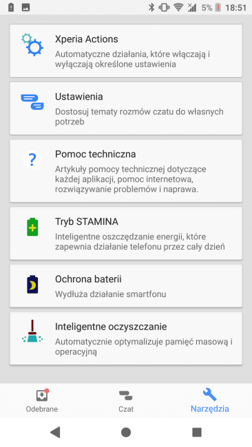 Recenzja Sony Xperia XZ2 Premium. Test superflagowca zamkniętego w tradycyjną obudowę 29