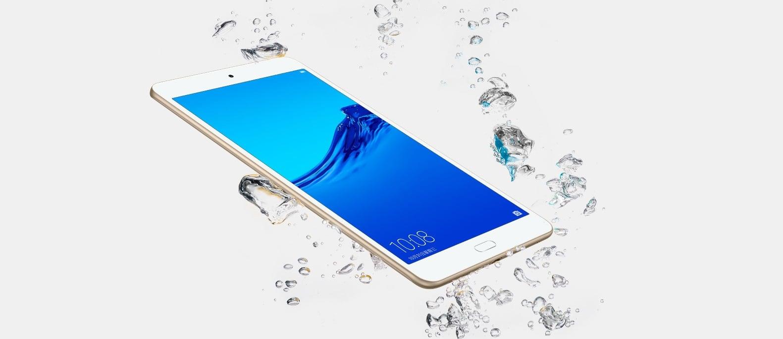 Tabletowo.pl Zadebiutował Honor Waterplay 8 - pierwszy na świecie tablet z podwójnym aparatem głównym Android Huawei Nowości Tablety