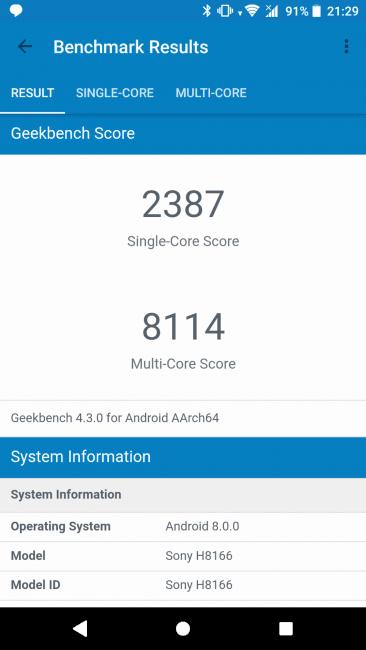 Recenzja Sony Xperia XZ2 Premium. Test superflagowca zamkniętego w tradycyjną obudowę 43