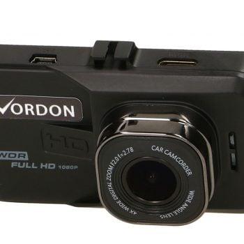 Tabletowo.pl VORDON DVR-140 oferuje wszystko to, co powinien mieć wideorejestrator, na dodatek w atrakcyjnej cenie Moto Nowości