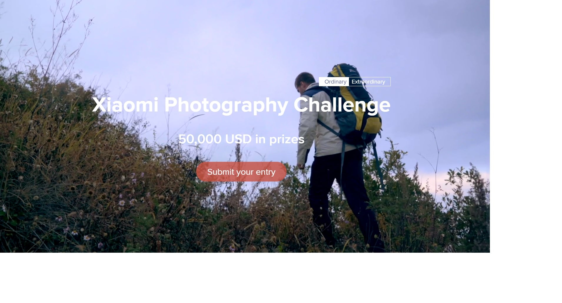 Tabletowo.pl Konkurs fotograficzny Xiaomi - do wygrania łącznie 50 tysięcy dolarów Foto Nowości Smartfony Xiaomi