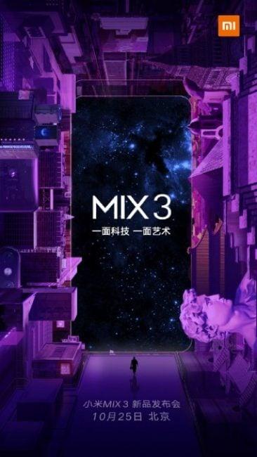 Tabletowo.pl Wiadomo już, kiedy zadebiutują Xiaomi Mi Mix 3 i gamingowy Black Shark 2 Smartfony Xiaomi Zapowiedzi