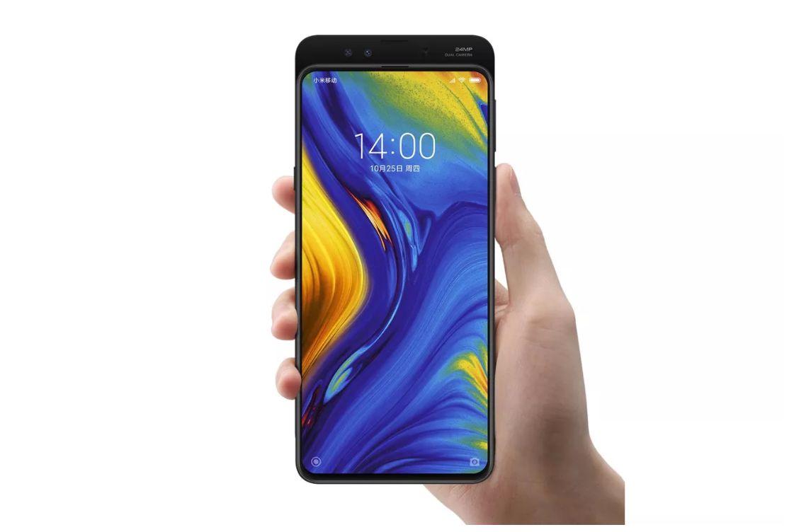 Tabletowo.pl Xiaomi Mi Mix 3 oficjalnie z wysuwanym modułem przedniego aparatu. Coś mi mówi, że wam się spodoba Android Chińskie Smartfony Xiaomi